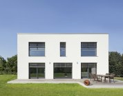 Solare Energiegewinnung _Petershaus, Copyright: rohl fotografie, Nutzungsrechte: Saint Gobain Glass Deutschland GmbH
