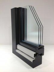 Holzfenster System IV80