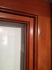Holzfensteraußenprofil Stilprofil