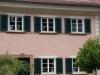 Wohnhaus in Nürnberg mit Holzfenster und Holzhaustür nach Vorgaben des Denkmalschutzes von Reheuser Fenster
