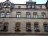 Sandsteinfassade in Erlangen mit Reheuser Denkmalschutzfenster