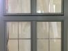 Denkmalschutzfenster mit Bleisprossen Außenansicht