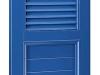 Fensterladen: Aluminium-Klappladen Modell 1: