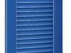 Fensterladen: Aluminium-Klappladen Modell 2: