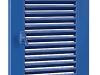 Fensterladen: Aluminium-Klappladen Modell 9: