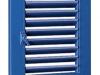 Fensterladen: Aluminium-Klappladen Modell 11: