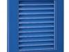 Fensterladen: Aluminium-Klappladen Modell 8: