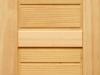 Fensterladen Holzklappladen Modell AU