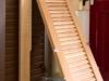 Holzklappladen  Modell als Aussteller