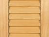 Holzklappladen Modell SB  1