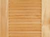 Fensterladen Holz-Klappladen Modell W 1
