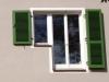Fensterladen Holzklappladen Modell K 1