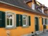 Fensterladen Holzklappladen Modell K1