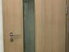 Reheuser Holz-Aluminium Haustür - Innenansicht