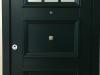 Haustür aus Holz 56-1: Außenansicht