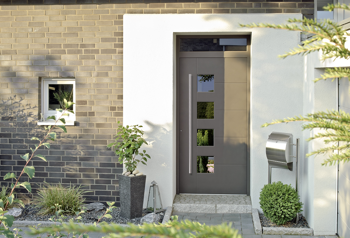 Faszinierend Deko Vor Der Haustür Modern Das Beste Von Er Fensterbau Gmbh & Co. Kg -