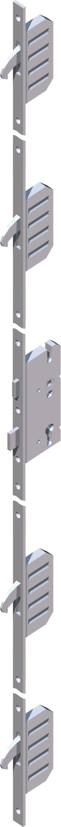 NebeneingangstUr Holz 5 Fach Verriegelung ~ fach verriegelung mit stabilen schwenkriegeln 3 fach verriegelung